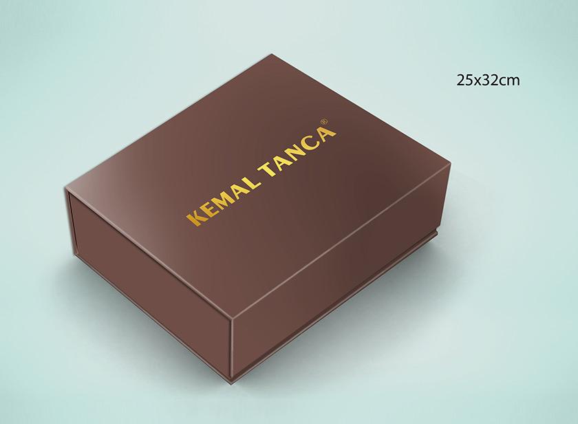 Kutu Tasarım Kemer Cüzdan Renk